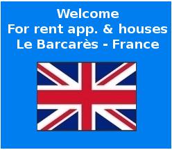 Rentals in Le Barcarès